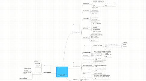 Mind Map: FASE I. DEFINICIÓN DELPROYECTO