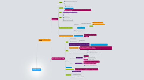 Mind Map: Anti-Malarial drugs