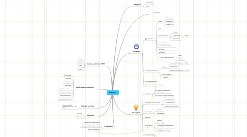 Mind Map: Dekubitus