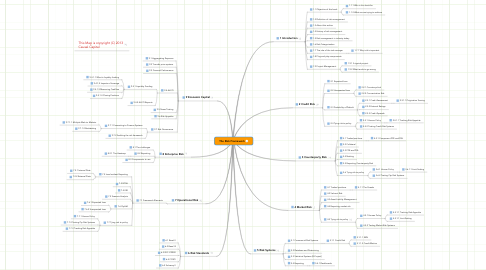 Mind Map: The Risk Framework
