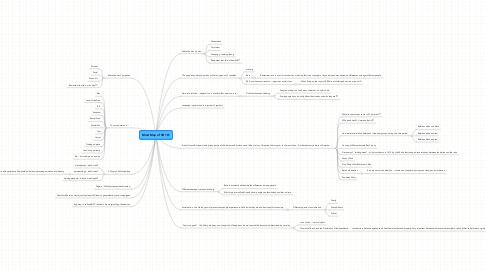 Mind Map: Mind Map of SB 161