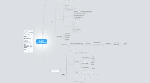 Mind Map: 02 - Januar Økonomisk virksomhedsbeskrivelse
