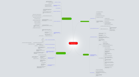 Mind Map: Рекламная кампания в Яндекс директ