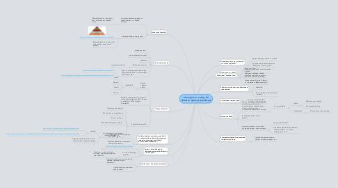 Mind Map: Strategie soc. služby KV Témata / zprávy k protlačení