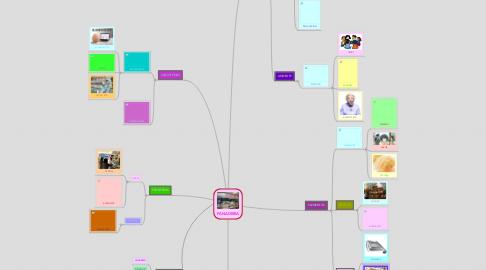 Mind Map: PANADERIA