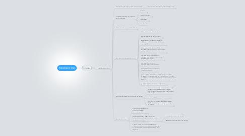 Mind Map: Структура лонча