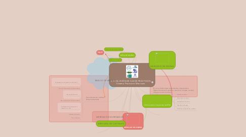 Mind Map: 4.5 SOLUCIÓN DE CASOS PRÁCTICOS. Sistema Financiero Mexicano