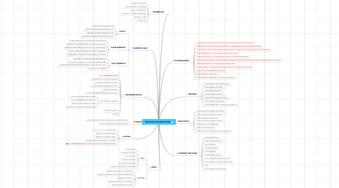 Mind Map: INNOVATION NEWSLETTERS