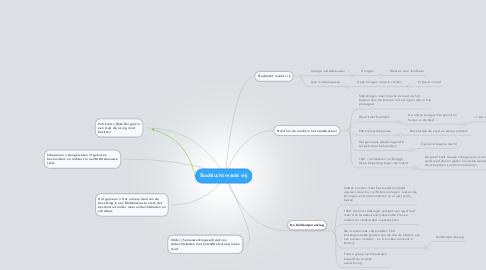 Mind Map: Stadslucht maakt vrij