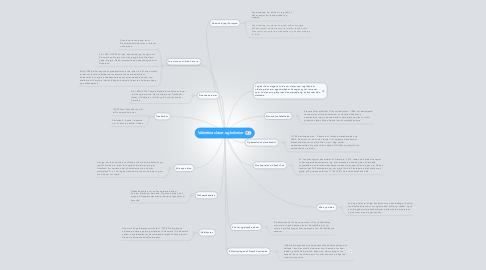 Mind Map: Valentina slaver og kolonier