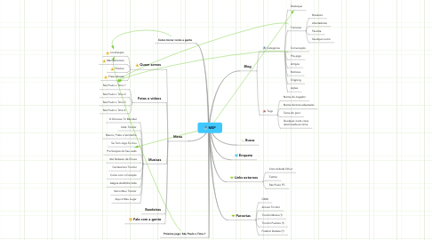 Mind Map: MSP