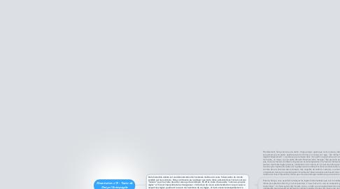 Mind Map: Dissertation n°8 : Texte de Denys l'Aréopagite