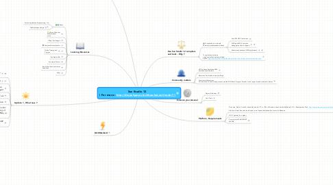Mind Map: Sun Studio 12  ( For more : http://drupalgapps.techbracket.net/node/11