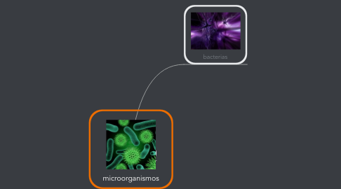 Mind Map: microorganismos