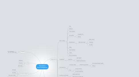Mind Map: Baza Kadry Firma Softwarowa