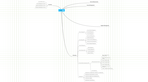 Mind Map: ITIL v3