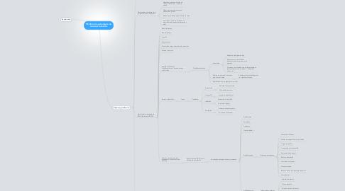 Mind Map: Planificación estratégica de recursos humanos