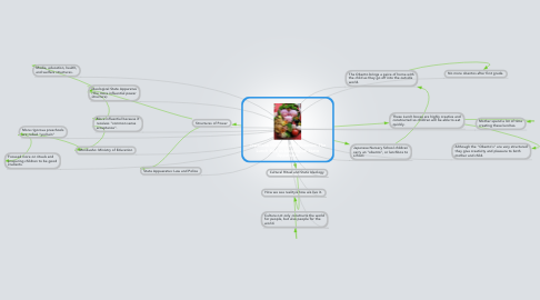 Mind Map: Japanese Mothers and Obentos: The Lunch Box as Ideological State Apparatus