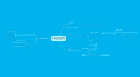 Mind Map: ¿De qué forma el diálogo configuraba el gimnasio como espacio que educa?