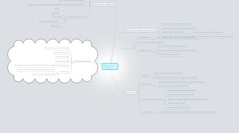 Mind Map: Identité numérique et usages responsables du Web 2.0