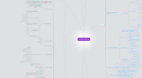 Mind Map: MITE6330 Mindmap