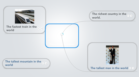 Mind Map: Planet Earth Extremes