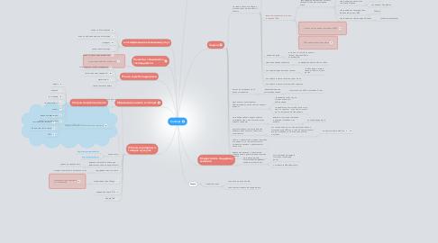 Mind Map: Саппорт