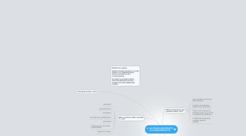 Mind Map: 2. KULTTUURI-IDENTITEETTI JA KANSAINVÄLISYYS