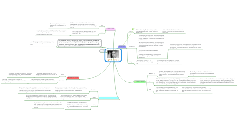 Mind Map: Boo Radely
