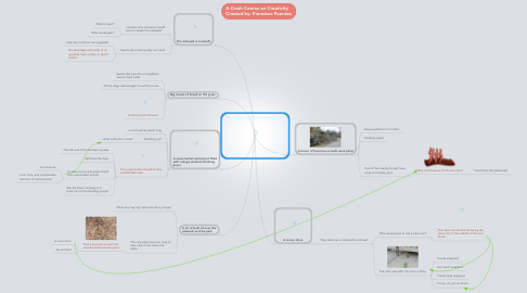 Mind Map: 30 minutes of pure observation
