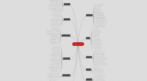 Mind Map: Рубрики журнала