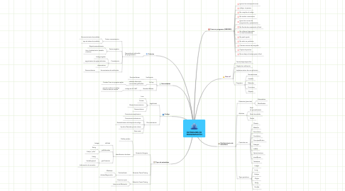 Mind Map: ESTÁNDARES DEPROGRAMACIÓN
