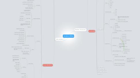 Mind Map: Salesforce CRM