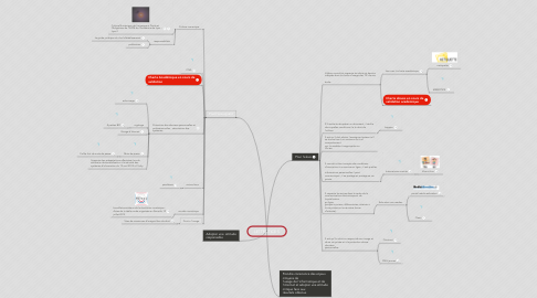 Mind Map: LETTRE TICE 5