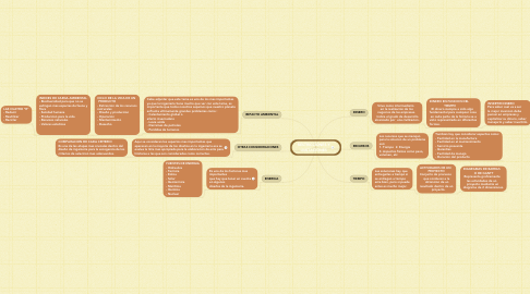 Mind Map: RESTRICCIONES Y LIMITACIONES