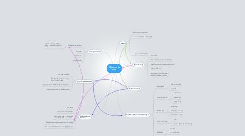 Mind Map: Observation Walk