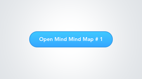 Mind Map: Open Mind Mind Map # 1