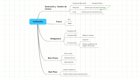Mind Map: Intellimedia