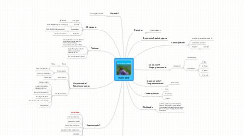 Mind Map: FLNW 2010