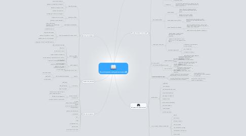 Mind Map: План открытия интернет-магазина