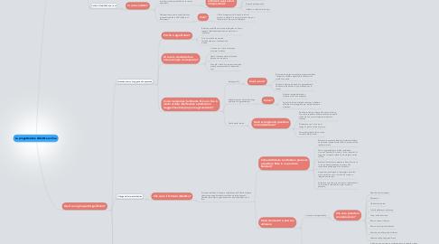 Mind Map: La progettazione didattica on line