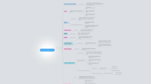 Mind Map: Fondamenti di didattica on line