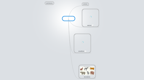 Mind Map: animales