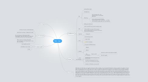 Mind Map: Grijze Jager