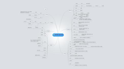 Mind Map: 프로젝트 발표 방법
