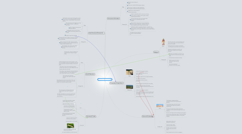 Mind Map: The Nile and The Huang He