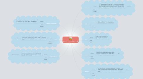 Mind Map: Modelos Descriptivos de Procesos