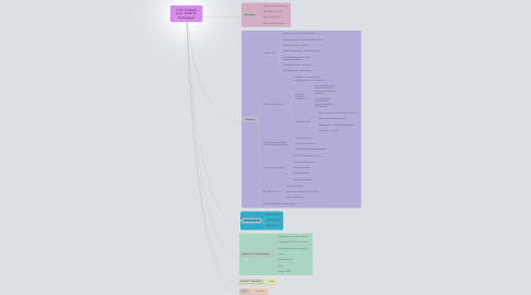 Mind Map: CoSe Konzept (u.A.. Inhalt für Homepage)