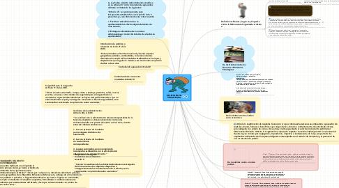 Mind Map: DELINCUENCIA ORGANIZADA