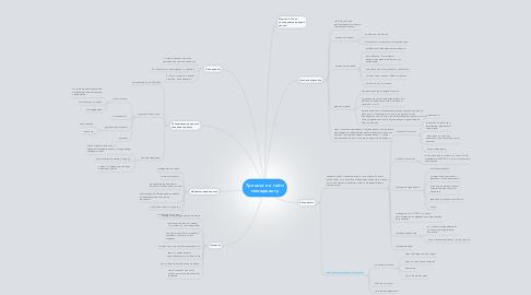 Mind Map: Тренинг по тайм менедженту